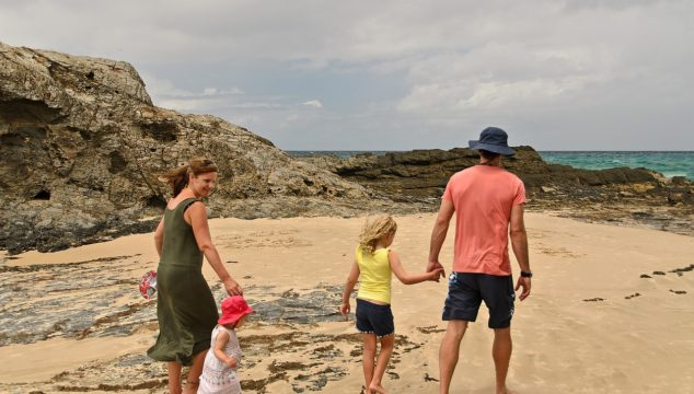 Young Families and Travel: Top Tips to Share Your Adventurous Side with Your Kids