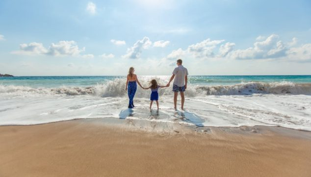Going on a family holiday? Here are a few saving tips before leaving