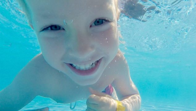 Pool Safety for Kids 2017 – Infographic