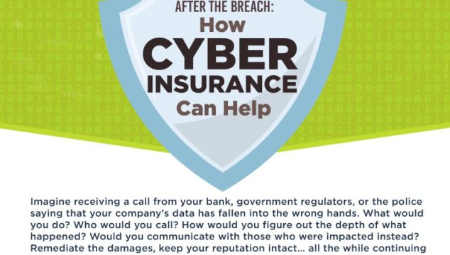 After the breach: How Cyber Insurance can Help