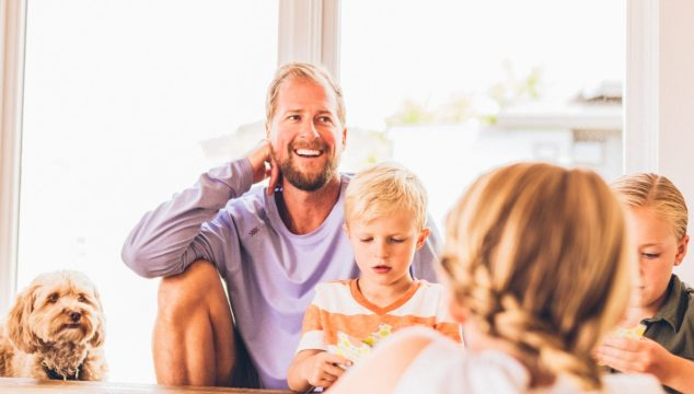 7 Secrets To A Healthy Family Life