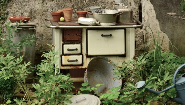 Making the Most Out of Your Trash: Re-purposing Old Junk